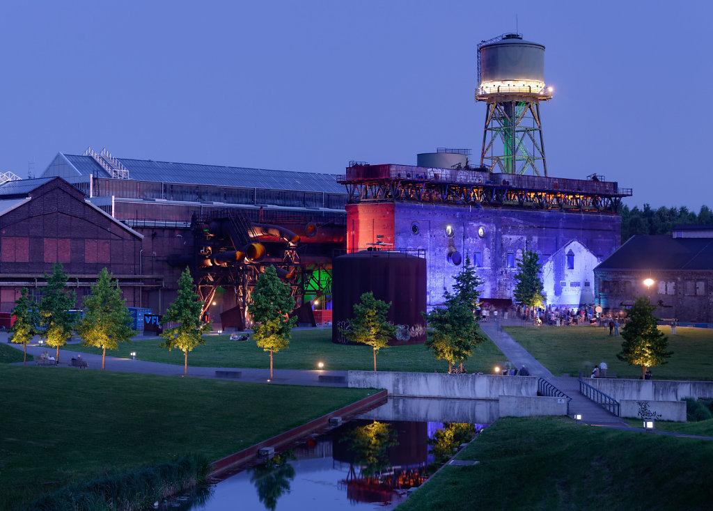 Jahrhunderthalle Bochum / Westpark
