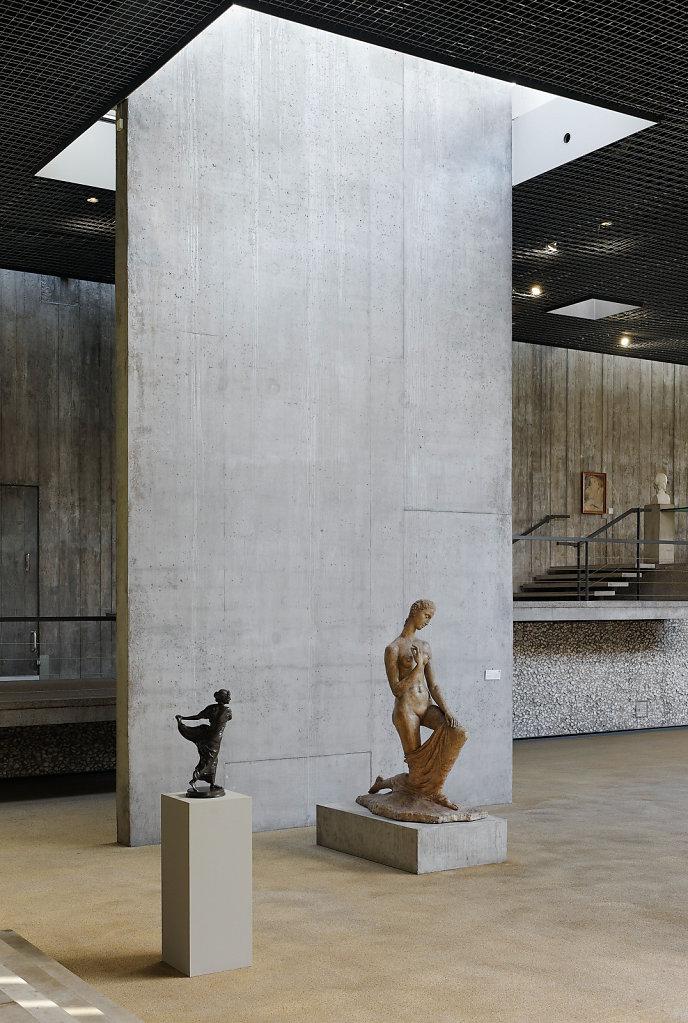 Wilhelm Lembruck Museum Duisburg