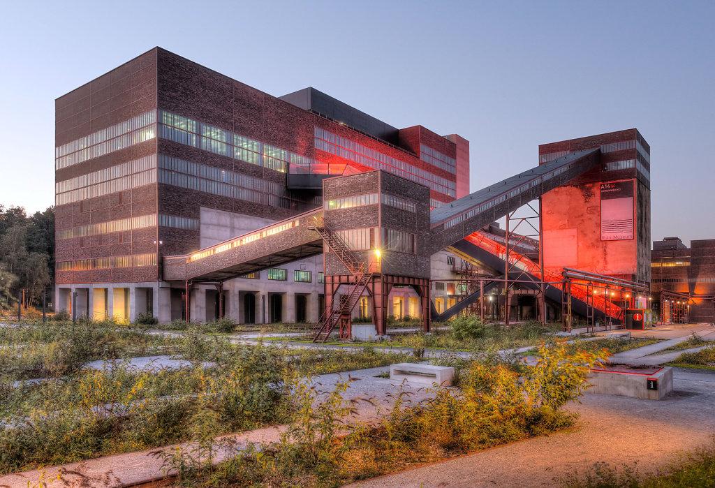 Ruhrmuseum Essen / Zeche Zollverein