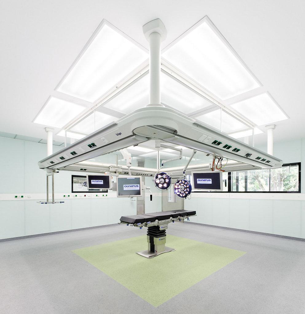 OP / Klinik Wesel