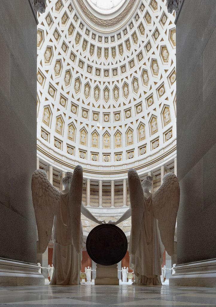 Befreiungshalle Kelheim / Arch. Leo von Klenze