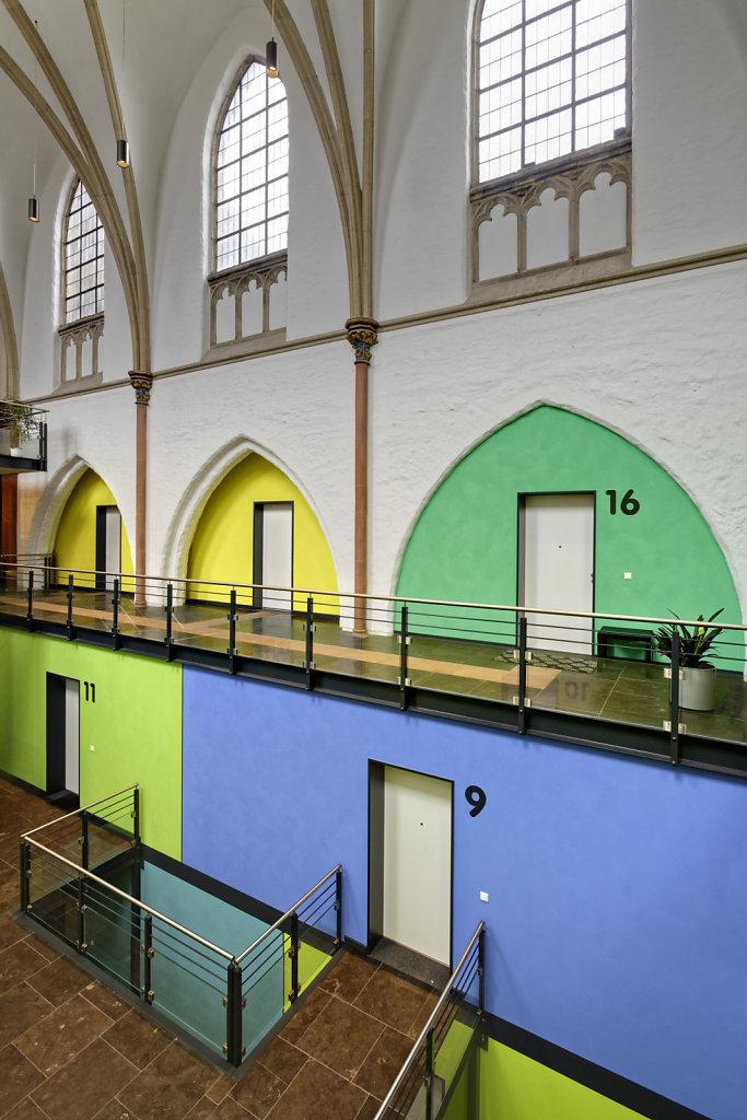 Wohnungen in Herzjesukirche