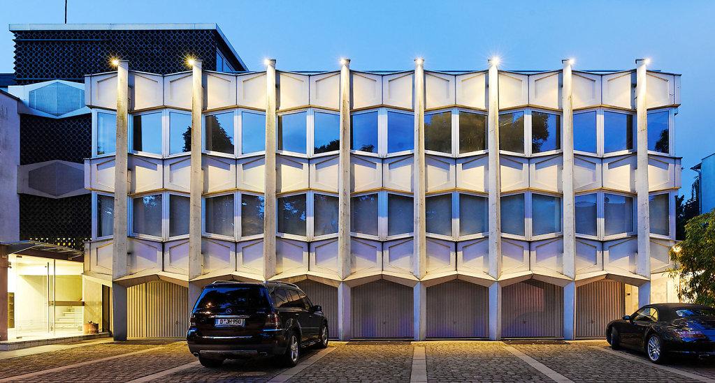 Büro- &Wohnhaus Düsseldorf