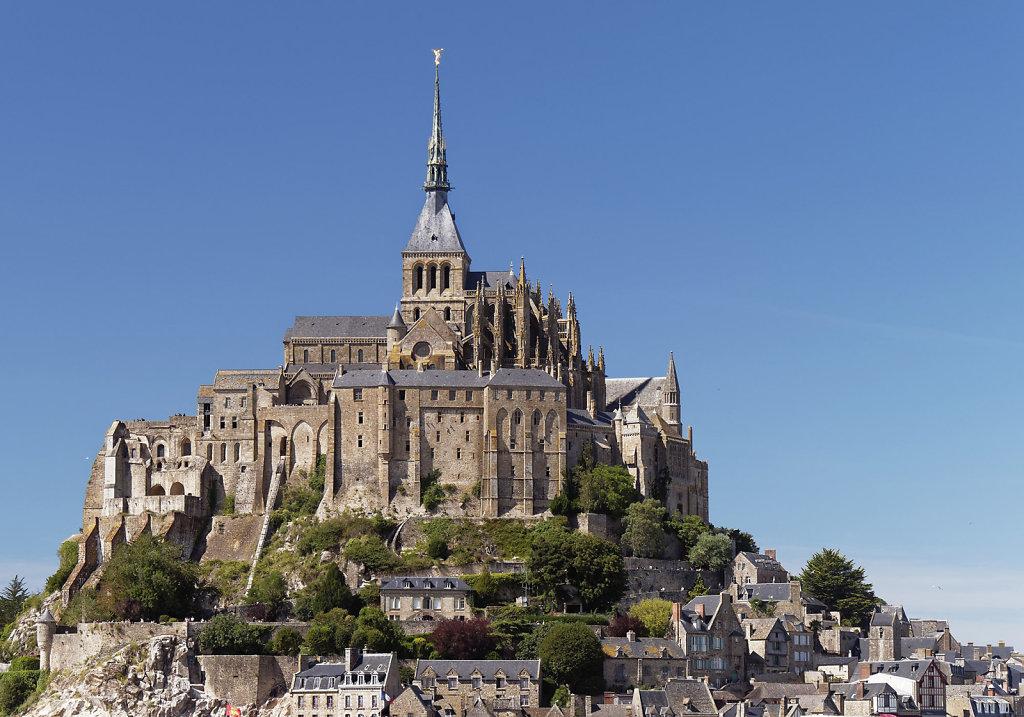 Kloster Mont Saint-Michel